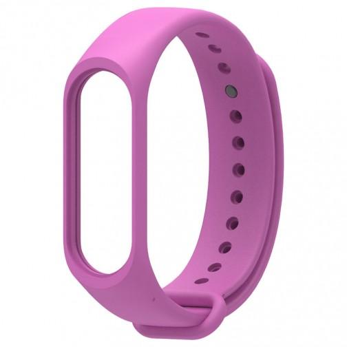 Xiaomi Mi Band 3 náhradní náramek, fialový