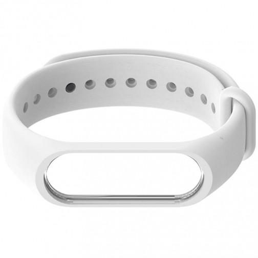 Xiaomi Mi Band 3 náhradní náramek, bílý