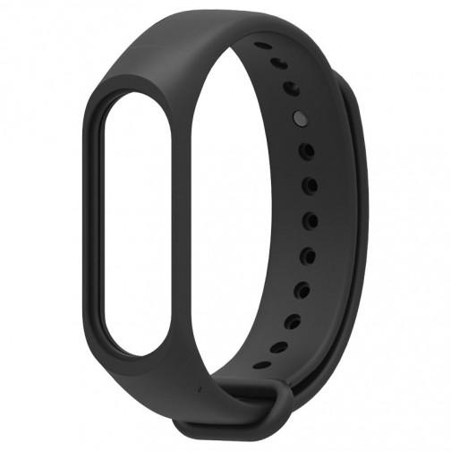 Xiaomi Mi Band 3 náhradní náramek, černý