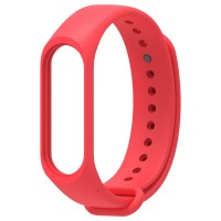 Xiaomi Mi Band 3 náhradní náramek, červený