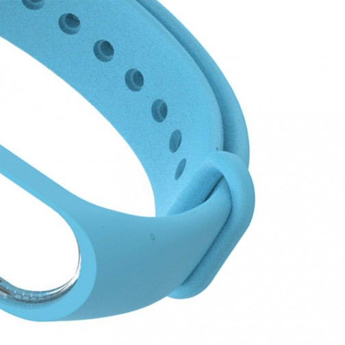 Xiaomi Mi Band 3 náhradní náramek, modrý