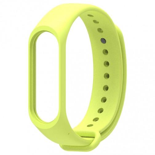 Xiaomi Mi Band 3 náhradní náramek, světle zelený