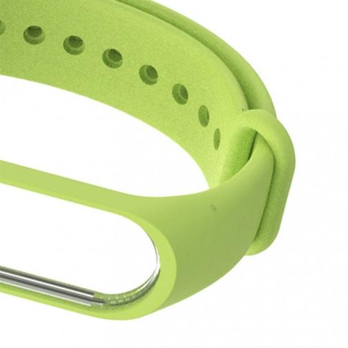 Xiaomi Mi Band 3 náhradní náramek, zelený