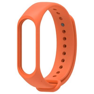 Xiaomi Mi Band 3 náhradní náramek, oranžový