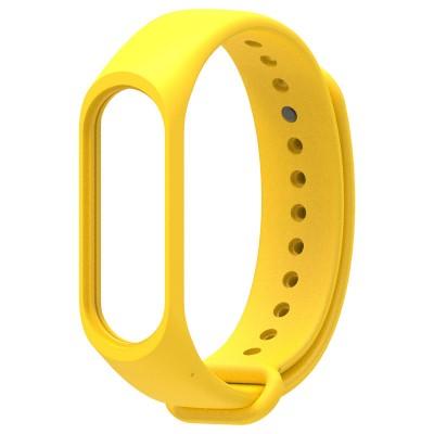 Xiaomi Mi Band 3 náhradní náramek, žluty