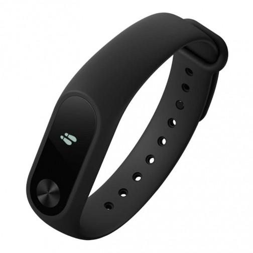 Xiaomi Mi Band 2 - černá (globální verze)