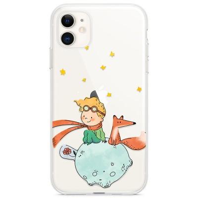 Kryt pro iPhone 11 Malý princ s liškou