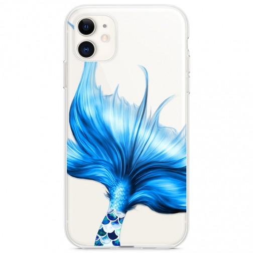 Kryt pro iPhone 11 Ploutev mořské panny