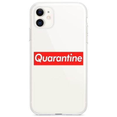 "Kryt pro iPhone 11 Karanténa ""Quarantine"""