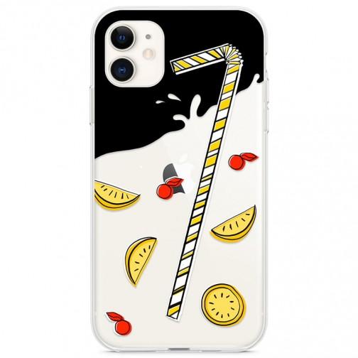 Kryt pro iPhone 11 Citrónová limonáda