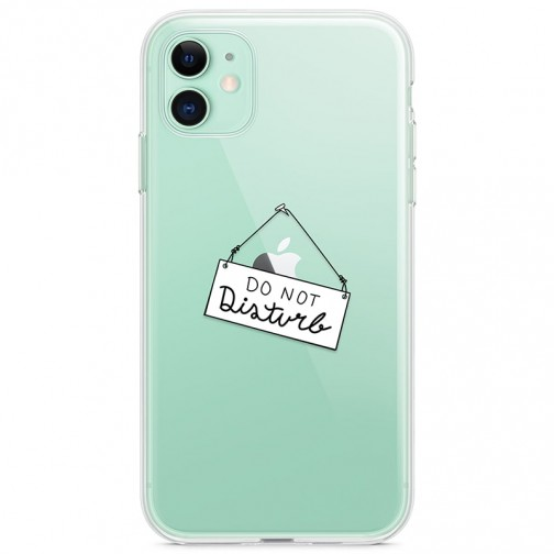 Kryt pro iPhone 11 Do Not Disturb