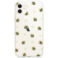 Kryt pro iPhone 11 Vzor včelí královna