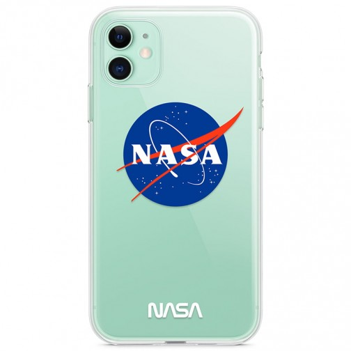 Kryt pro iPhone 11 Logo NASA