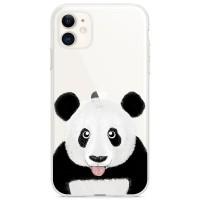 Kryt pro iPhone 11 Roztomilá panda