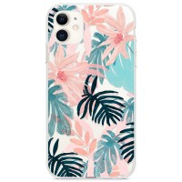 Kryt pro iPhone 11 Růžové jaro