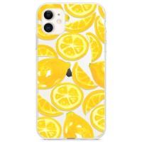 Kryt pro iPhone 11 Vzor kyselé citróny