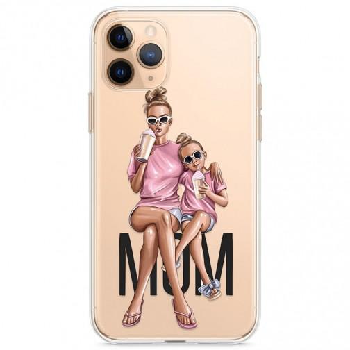 Kryt pro iPhone 11 Pro Trendy máma s dcerou