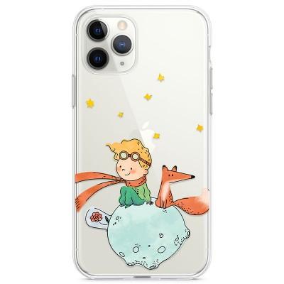Kryt pro iPhone 11 Pro Malý princ s liškou