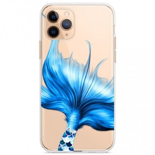 Kryt pro iPhone 11 Pro Ploutev mořské panny