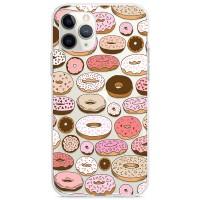 Kryt pro iPhone 11 Pro Sladké donuty