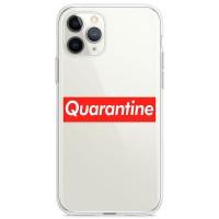 "Kryt pro iPhone 11 Pro Karanténa ""Quarantine"""