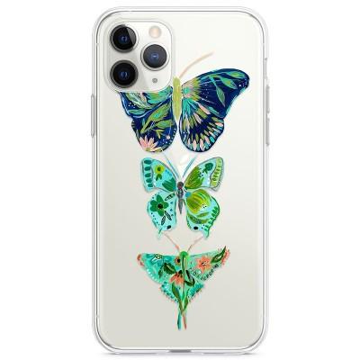 Kryt pro iPhone 11 Pro Exotičtí motýli