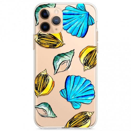 Kryt pro iPhone 11 Pro Mušle z moře