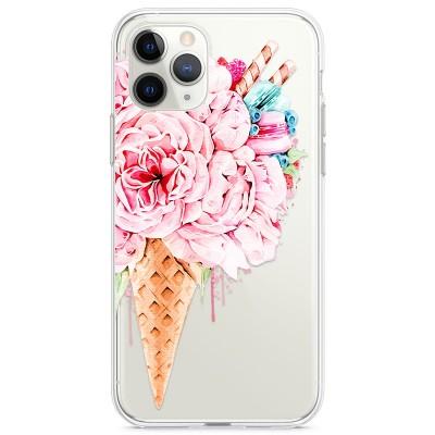 Kryt pro iPhone 11 Pro Květinová zmrzlina
