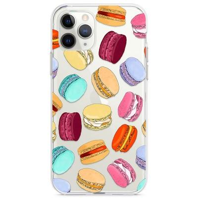 Kryt pro iPhone 11 Pro Barevné makronky