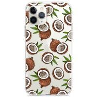 Kryt pro iPhone 11 Pro Kokosový vzor
