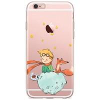 Kryt pro iPhone 6/6s Malý princ s liškou