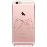 Kryt pro iPhone 6/6s Pevné přátelství