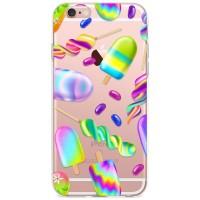 Kryt pro iPhone 6/6s Neonové zmrzliny
