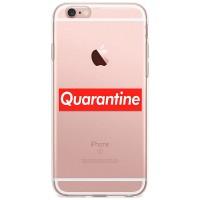 "Kryt pro iPhone 6/6s Karanténa ""Quarantine"""