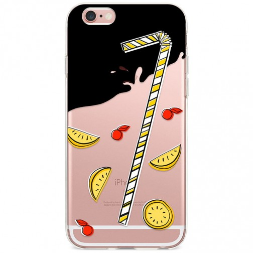 Kryt pro iPhone 6/6s Citrónová limonáda