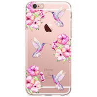 Kryt pro iPhone 6/6s Sladcí kolibříci