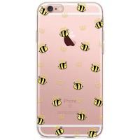 Kryt pro iPhone 6/6s Vzor včelí královna