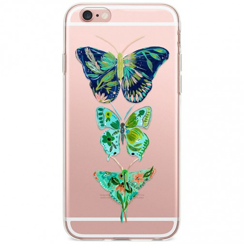 Kryt pro iPhone 6/6s Exotičtí motýli
