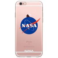 Kryt pro iPhone 6/6s Logo NASA