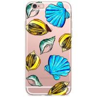 Kryt pro iPhone 6/6s Mušle z moře