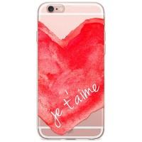 Kryt pro iPhone 6/6s Srdce - Miluji tě