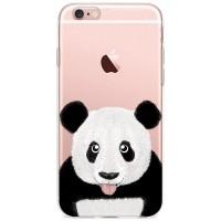 Kryt pro iPhone 6/6s Roztomilá panda