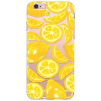 Kryt pro iPhone 6/6s Vzor kyselé citróny