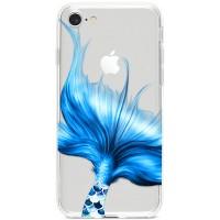 Kryt pro iPhone 7/8/SE (2020) Ploutev mořské panny