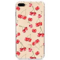 Kryt pro iPhone 7 Plus / 8 Plus Sladké třešně