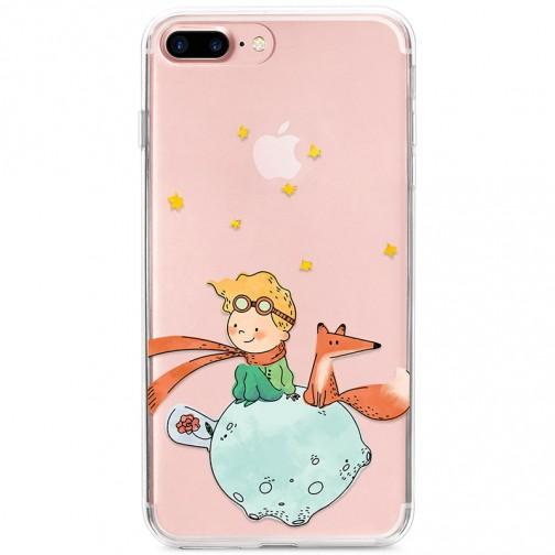 Kryt pro iPhone 7 Plus / 8 Plus Malý princ s liškou