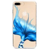 Kryt pro iPhone 7 Plus / 8 Plus Ploutev mořské panny