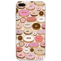 Kryt pro iPhone 7 Plus / 8 Plus Sladké donuty