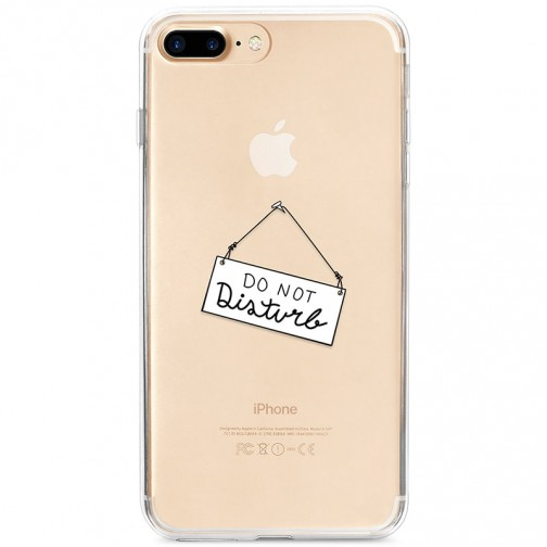 Kryt pro iPhone 7 Plus / 8 Plus Do Not Disturb