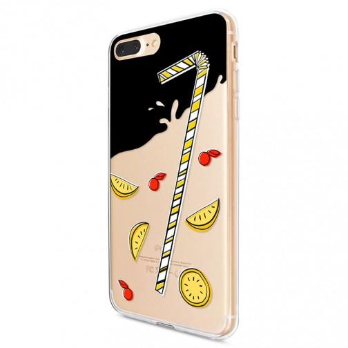 Kryt pro iPhone 7 Plus / 8 Plus Citrónová limonáda